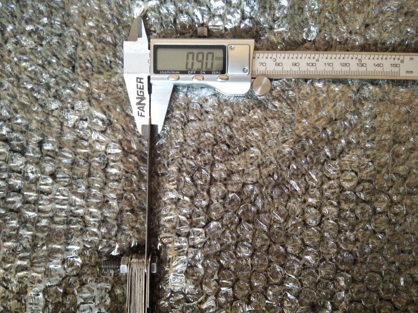 fanger calipro pomiar 0.90 mm