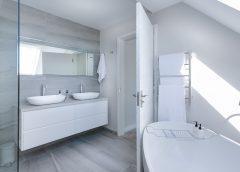 Silikon sanitarny – niezbędny przy remoncie łazienki